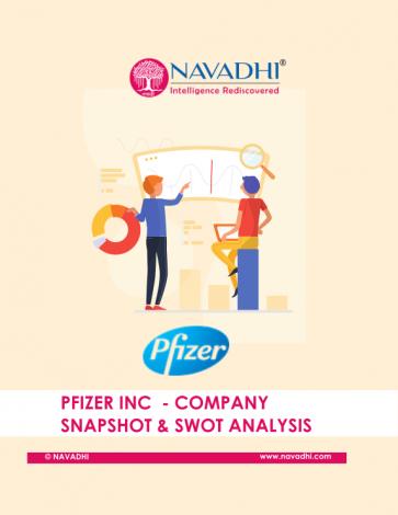 Pfizer Inc - Company Snapshot & SWOT Analysis